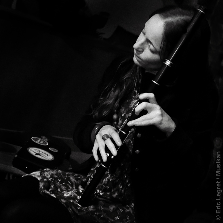 Session à La Chapelle Neuve, avril 2016